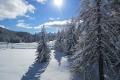 neve e sole a zoldo
