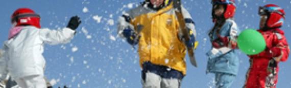 Vacanze sulla neve per scolaresche